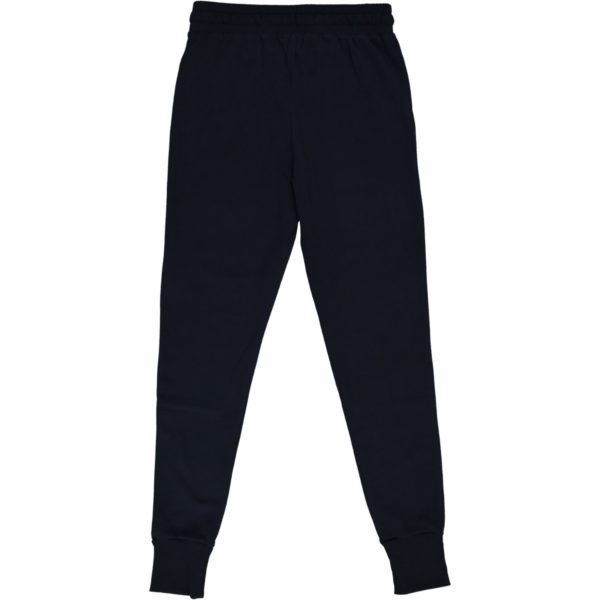 blue casual adult pants in soft organic cotton