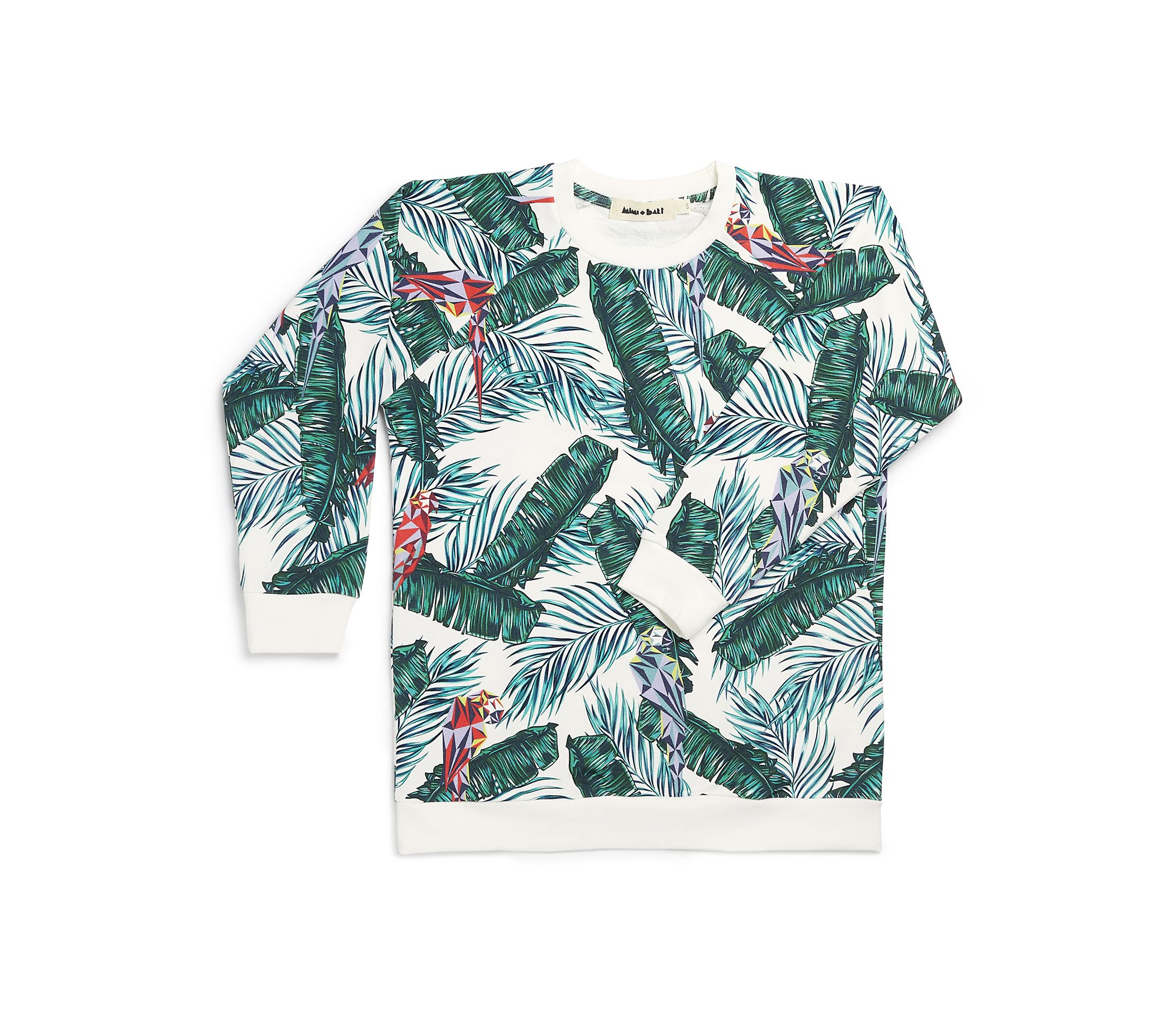 Kids Sweater with palm trees